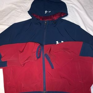 Men under armour windbreaker